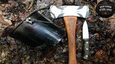 CT Velvicut Saddle Axe, LTWK GNS Knife, PF Bush Pot and Bushcraft Coffee...