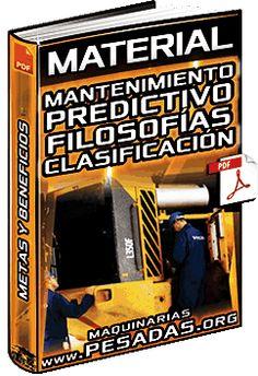 Material: Mantenimiento Predictivo – Filosofías, Clasificación de Maquinaria y Beneficios Energy Drinks, Broadway Shows, Chairs, Dog Shampoo, Heavy Equipment, Heavy Machinery