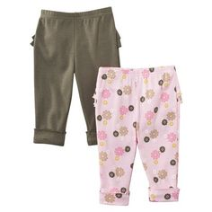 Just One You made by Carter's Infant Girls' 2-pk. Tutu Pants - Pink/Black.Opens in a new window. $15 talle: RN