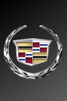 Cadillac King Crown Emblem Logo Auto Moto Racing Car iphone case