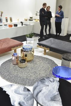Discover all the right reasons to attend IMM Cologne in January and stay updated on the best stands and new designs you can't miss. Find Essential Home in Hall 11.1, Stand D.003   www.essentialhome.eu