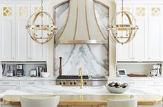There are so many ways to make the kitchen warm, welcoming and absolutely you. Take a peek at a few of our favorite ways to add character to the kitchen!