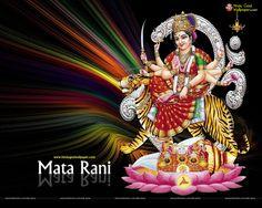 Mata Rani HD Wallpapers Free Download