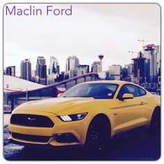 2015 Ford Mustang GT #yyc