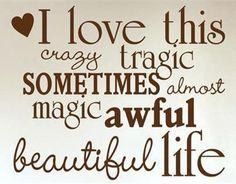 Beautiful life ❤