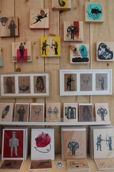 RELÂCHE : SÉRIGRAPHIE AVEC LES ADOS | blogue de Chantal Lapointe |CASA