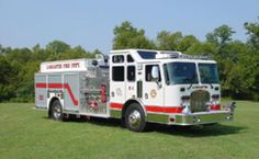 Lancaster Fire Department, Lancaster, SC - Engine 1, Station 1 - 2007 KME Renegade Custome Pumper #fire #setcom #trucks #firetrucks #lancaster #southcarolina http://setcomcorp.com/900intercom.html