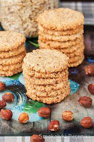 Orzechowe ciasteczka owsiane | Smakołyki Bereniki