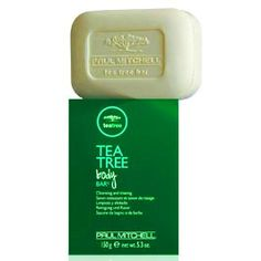 Paul Mitchell Tea Tree Body Bar Soap 5.3 oz. / 150 G $8.55