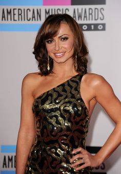 Karina Smirnoff another Dancing with the Stars hottie! Hooray for sexy & fit dancers :] #motivation