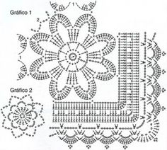 lace-table-runner-padrão