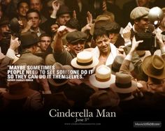 Cinderella Man Quotes Captivating See You At Home Babe'  Cinderella Man  Pinterest  Russell Crowe