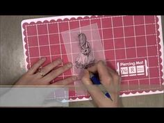 Visit Unity Stamp Company to get the ADORABLE and LOVELY Stamp Kit in this Video - Simply CLICK HERE: