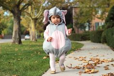 Baby Halloween Costume - Elephant