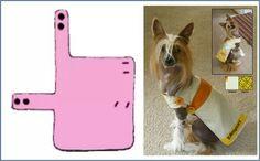 Patron manteau pour chien... ...