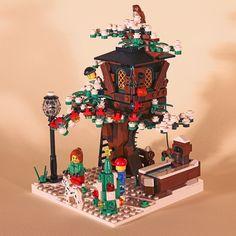 Harry Potter Advent Calendar, Lego Advent Calendar, Lego Site, Lego Gingerbread House, Casa Lego, Lego Winter Village, Lego Christmas, Lego Mindstorms, Lego Harry Potter