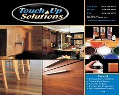 Touch Up focuses on exact match, scratch repair, wood touch up repair, wood repair kits, and competitive prices Furniture Care, Furniture Repair, Wood Furniture, Repair Floors, Wood Repair, Hardwood Floors, Flooring, Catalog, Restoration