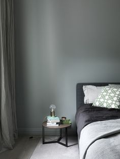 Home in green-grey