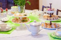 Hosting an elegant afternoon tea party is absolutely one of my favorite things to do! Here's an easy way to plan and host an afternoon tea.