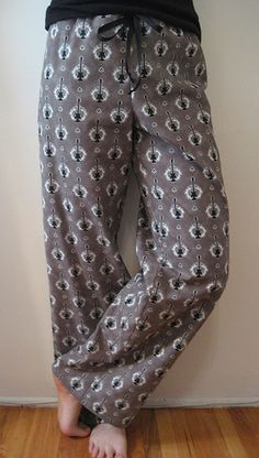 #Women's Pajama Pants    like pin or repin