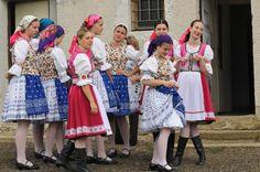 Folk Costume, Costumes, Heart Of Europe, European Countries, Czech Republic, Harajuku, Culture, Traditional, Clothing