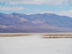Badwater Salt Flats - Death Valley National Park   Flickr - Photo Sharing!