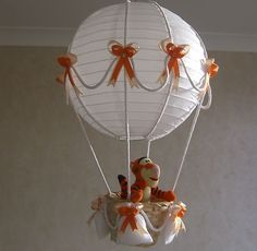 I think I could do this! Personalize it with my own colors and toy!
