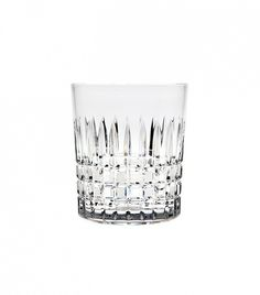 Godinger Tartan Old Fashioned Glasses