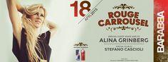 ROUGE CARROUSEL / ALINA GRINBERG @BARABBA – Heyevent.com