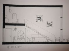 Tiffany Leigh Interior Design Term One Loft Elevation
