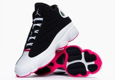 AIR JORDAN 13 RETRO GIRLS 'HYPER PINK'