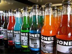 Eat Your Way Drinks- Bravo Tacos Jones Soda- Orange Beach, AL