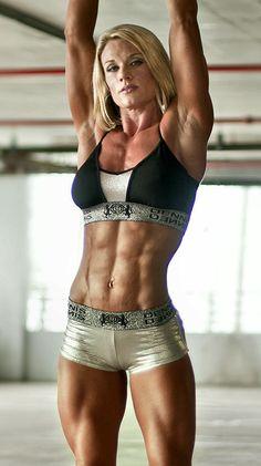 Muskeln und Formen ..