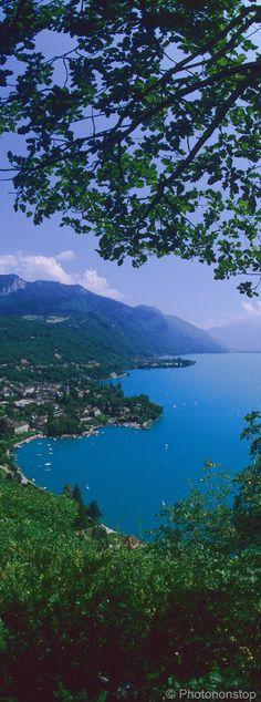 Activités sportive autour du lac d'Annecy