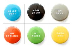 Buttons! - Erin Jang | Portfolio