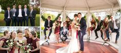 wisconsin wedding photographer at the osthoff