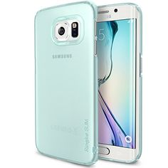 Galaxy S7 Edge Case, Ringke [Slim] Ultra-Thin Cover [Soft Tone Color] Essential Side to Side Edge Coverage Superior Coating PC Hard Skin for Samsung Galaxy S7 Edge 2016 - Frost Mint Ringke http://www.amazon.com/dp/B01CRIKCXC/ref=cm_sw_r_pi_dp_-SF4wb1XD14YN