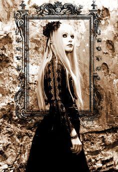 Goth:  Goth Girl.
