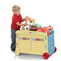 Step2 Lift & Roll Toy Box