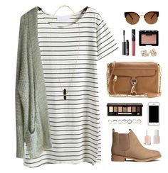 fall dress fall dress A fashion look from October 2015 by classically-preppy featuring Free People, Essie, H&M, Isabel Marant, Iosselliani. Fall Winter Outfits, Autumn Winter Fashion, Spring Outfits, Dress Winter, Dress Summer, Early Fall Outfits, Outfit Summer, Winter Shoes, Fashion Spring