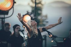 Jenn Johnson // Bethel Music Bethel Worship, Bethel Music, Praise And Worship, Worship Leader, Jenn Johnson, Bill Johnson, Christian Music Artists, Bethel Church, Worship Quotes
