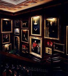 The Ralph Lauren Mansion