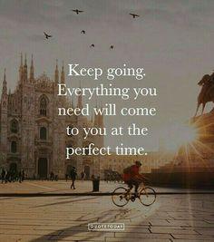 Gotta love perfect timing!
