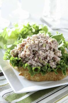 Glorious Ham Salad is perfect for a sandwich or to enjoy with crackers or celery. Click to get the easy recipe for old fashioned southern ham salad and the secret to its special flavor. A great way to use leftover ham from a holiday dinner. #ham #hamsalad #hamrecipes #quickandeasy #leftovers #southernfood #saladrecipes Ham Salad Recipes, Pork Recipes, Cooking Recipes, Healthy Recipes, Meatloaf Recipes, Yummy Recipes, Homemade Ham, Copykat Recipes, Sliced Ham