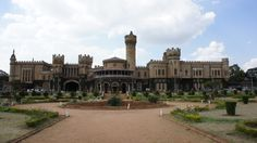 Mysore Palace, Bangalore India, Places Ive Been, Mansions, House Styles, Places, Manor Houses, Villas, Mansion