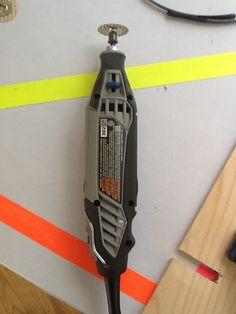 Dremel Great tool, many ways to use.