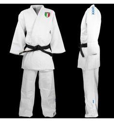 #Kappa Completi #KOMBAT #KIMONO #JUDO #FIJLKAM Judo Uomo
