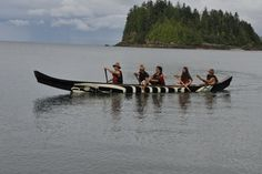 Explore the Haida Heritage Centre at Kay Llnagaay for cultural tourism in Haida Gwaii, BC. Browse the image gallery to see the carving studio and museum. Haida Gwaii, Seaside Village, British Columbia, North West, Attraction, Centre, Tourism, Coast, Explore