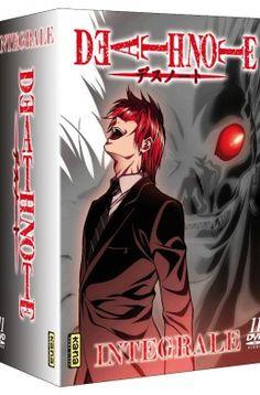 Death Note > Death Note Coffret Intégrale