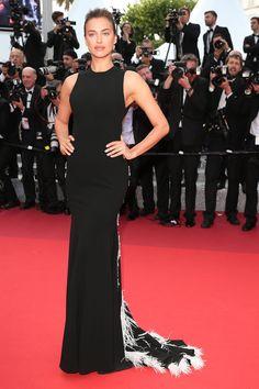 Irina Shayk au Festival de Cannes 2016